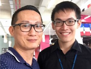 """""""I met up with EduSpiral about 4 times in Ipoh & at Asia Pacific University to discuss about my future. He provided me with in-depth information and even arranged for me to meet up with the Head of School at APU to talk to me."""" Kar Jun, Accounting graduate from Asia Pacific University (APU)"""